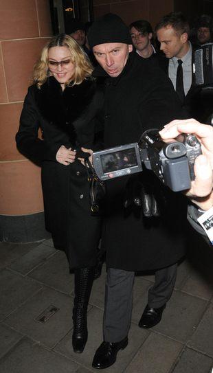 Madonna i Guy Richie odnowią śluby