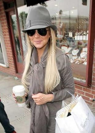 Lindsay Lohan zarobi na odwyku