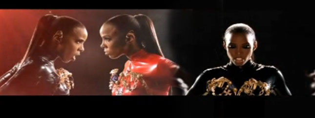 Kelly Rowland - Commander (VIDEO)