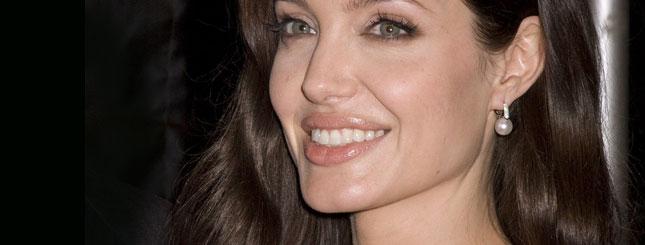 Angelina Jolie ma tatuaż w intymnym miejscu