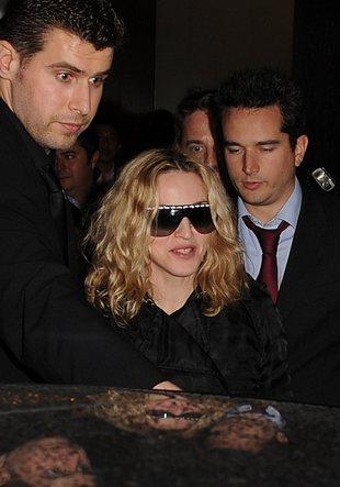 Madonna wygląda przerażająco