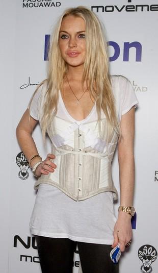 Lindsay Lohan w roli gwiazdy porno nie trafi do kin!