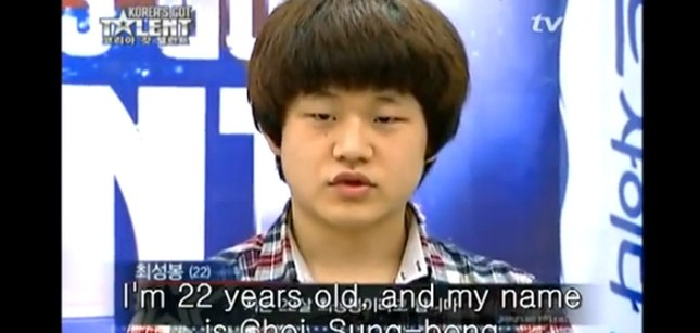 22-letni Koreańczyk doprowadził do łez jurorki Mam talent