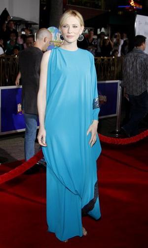 Cate Blanchett czuje się zobowiązana do rodzenia dzieci