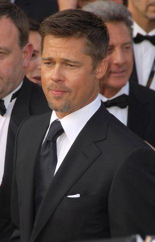 Brad Pitt najseksowniejszym tatusiem