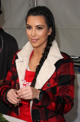 Kim Kardashian leci pomagać mieszkańcom Haiti