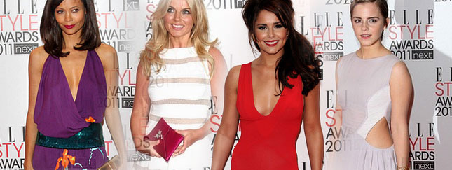 Gwiazdy na Elle Style Awards (FOTO)