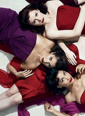 Gwiazdy Zaćmienia w sesji dla Vanity Fair (FOTO)