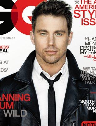Channing Tatum w kolejnej sesji dla magazynu GQ (FOTO)