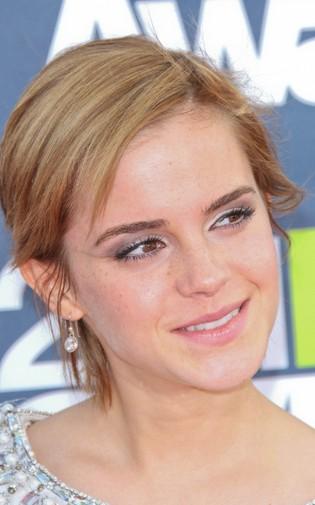 Emma Watson: Przystojni faceci są nudni