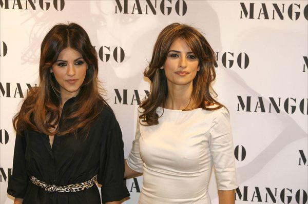 Penelope i Monica Cruz promują swoje ubrania (FOTO)