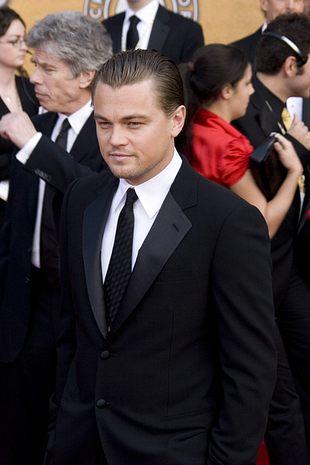 Leonardo DiCaprio bawi się w nianię