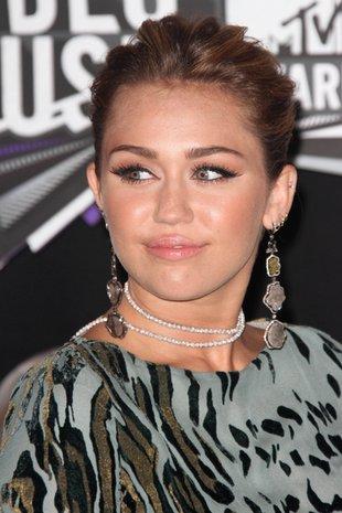 Zdjęcie Miley Cyrus w bieliźnie trafiło do sieci (FOTO)