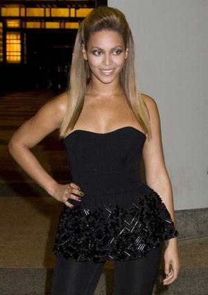 Beyonce i jej występ w X Factor