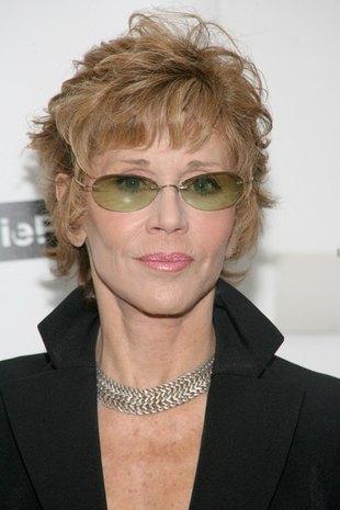 72-letnia Jane Fonda - dowód na potęgę chirurgii plastycznej