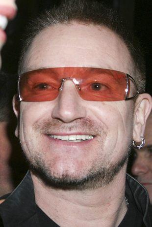 Bono na diecie
