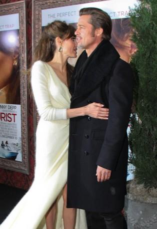 Kogo Brad Pitt kocha bardziej?