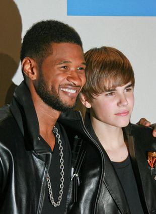 Duet Bieber i Usher w świątecznym klimacie (POSŁUCHAJ)
