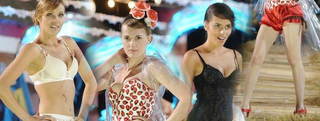 Wiejski pokaz mody w Top Model (FOTO)