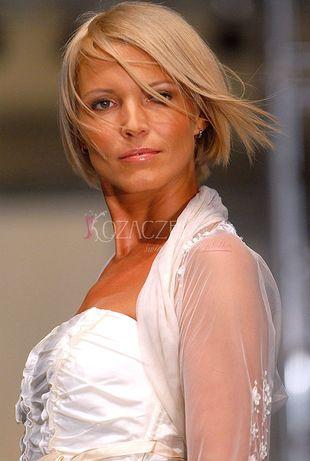 Ilona Felicjańska topless