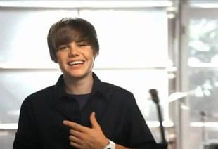 Justin Bieber w reklamie odpowiedniej dla swego wieku VIDEO