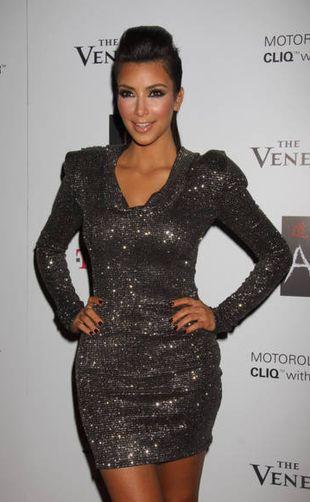 Kim Kardashian informuje o depilacji nóg