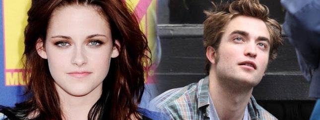 Robert Pattinson i Kristen Stewart potwierdzą miłość!