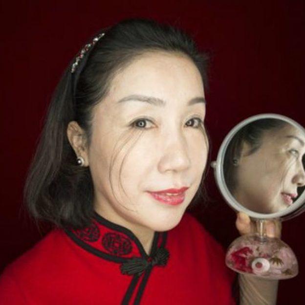 You Jianxia ma nadłuższe rzęsy na świecie