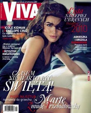 Marta Żmuda-Trzebiatowska: Mam poczucie obciachu