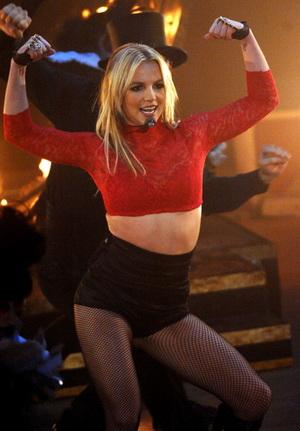 Britney Spears nie wie o co kaman