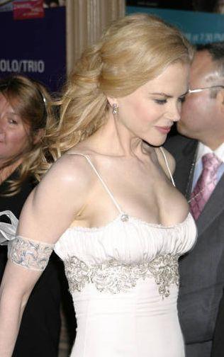 Nicole Kidman jest brunetką (FOTO)