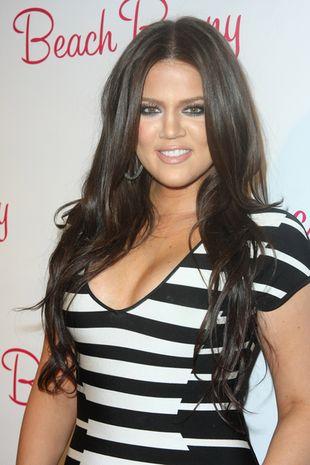 Khloe Kardashian: Nie jestem w ciąży, jestem gruba!