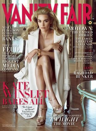 Kate Winslet: Nie jedzcie pasztetu strasburskiego!