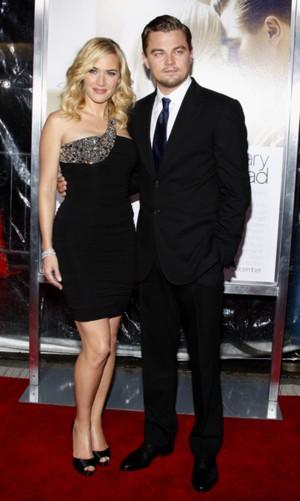 Winslet i DiCaprio razem na czerwonym dywanie (FOTO)