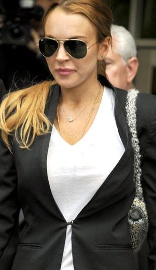 Lindsay Lohan w bikini