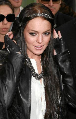Napisano już nekrolog dla Lindsay Lohan!