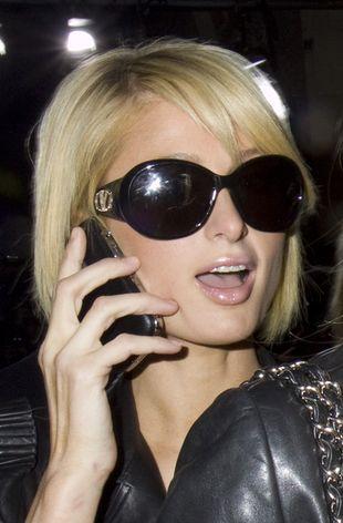 Paris Hilton trochę się spiekła (FOTO)