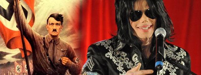 Jackson: Hitler to geniusz, a Madonna jest we mnie zakochana