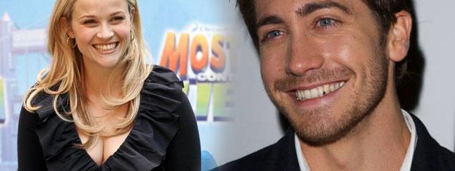 Reese Witherspoon i Jake Gyllenhaal zaręczeni!