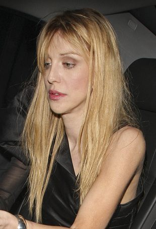 Okradli Courtney Love