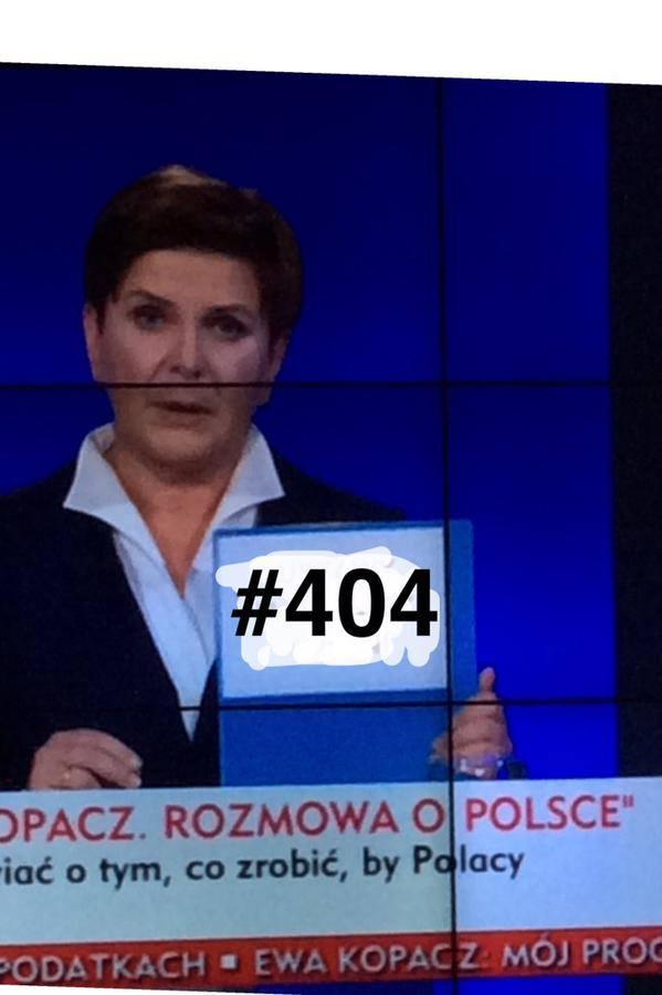 Memy po debacie Beata Szydło – Ewa Kopacz