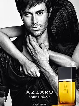Enrique Iglesias reklamuje perfumy! (VIDEO)