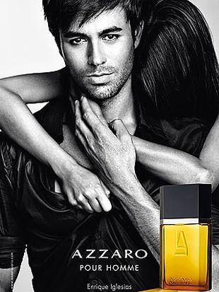 Enrique Iglesias reklamuje perfumy! (VIDEO)