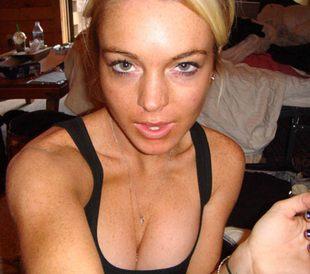 Lindsay Lohan nie marnuje czasu