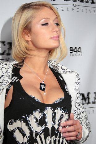 Paris Hilton szczęśliwa i zakochana