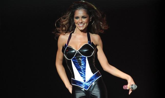 Cheryl Cole nie zawsze była seksbombą