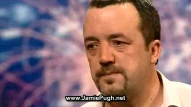 Jamie Pugh - groźny rywal Susan Boyle