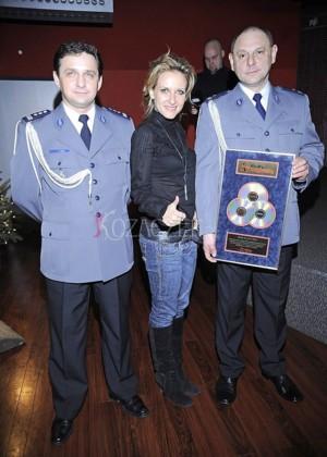 Patrycja Markowska i Złote Blachy 2008