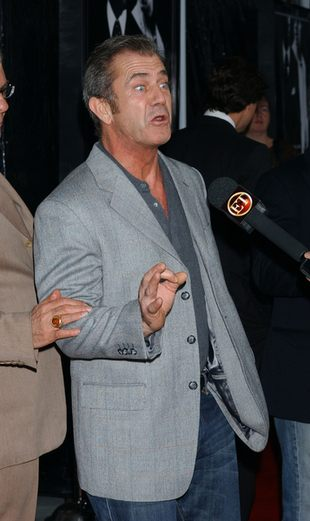 Mel Gibson na obiedzie z Britney Spears (VIDEO)
