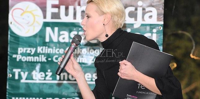 Kożuchowska i inne gwiazdy na koncercie charytatywnym (FOTO)